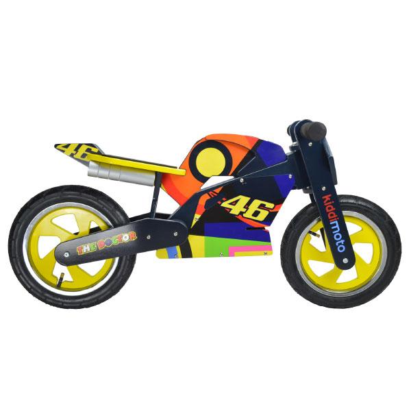 huge discount 09ad9 97201 Moto Senza Pedali Valentino Rossi Kiddimoto - L'Orso Dado