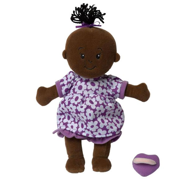 Manhattan Toy Baby Stella Brown - L'Orso Dado